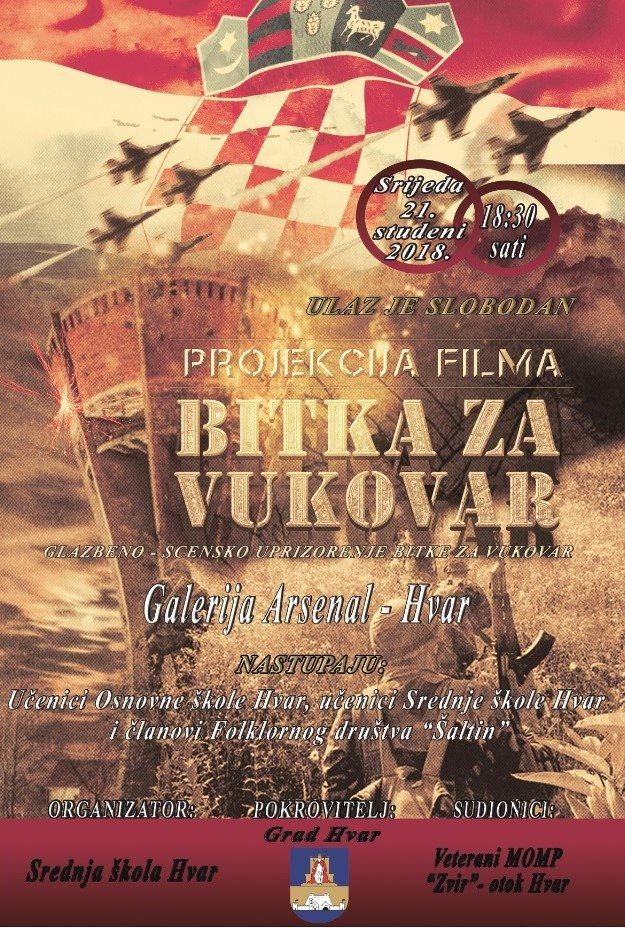 Bitka za Vukovar - film